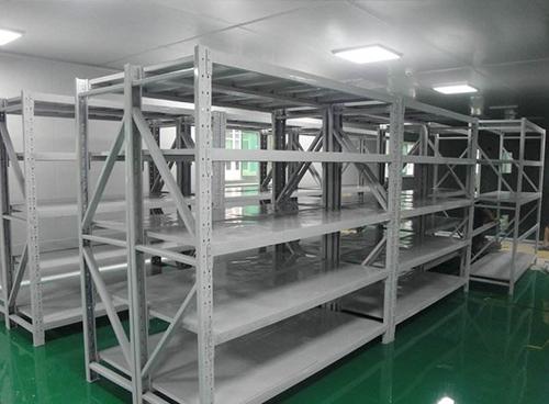 中型仓库货架